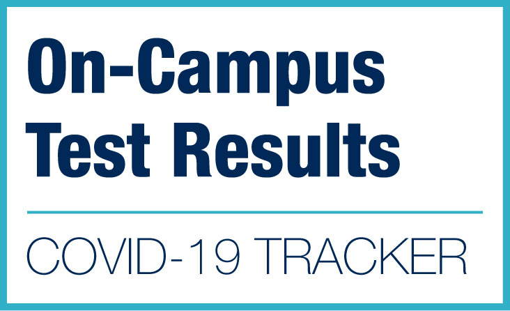 COVID-19 On-Campus Test Results