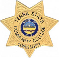 Campus Safety badge